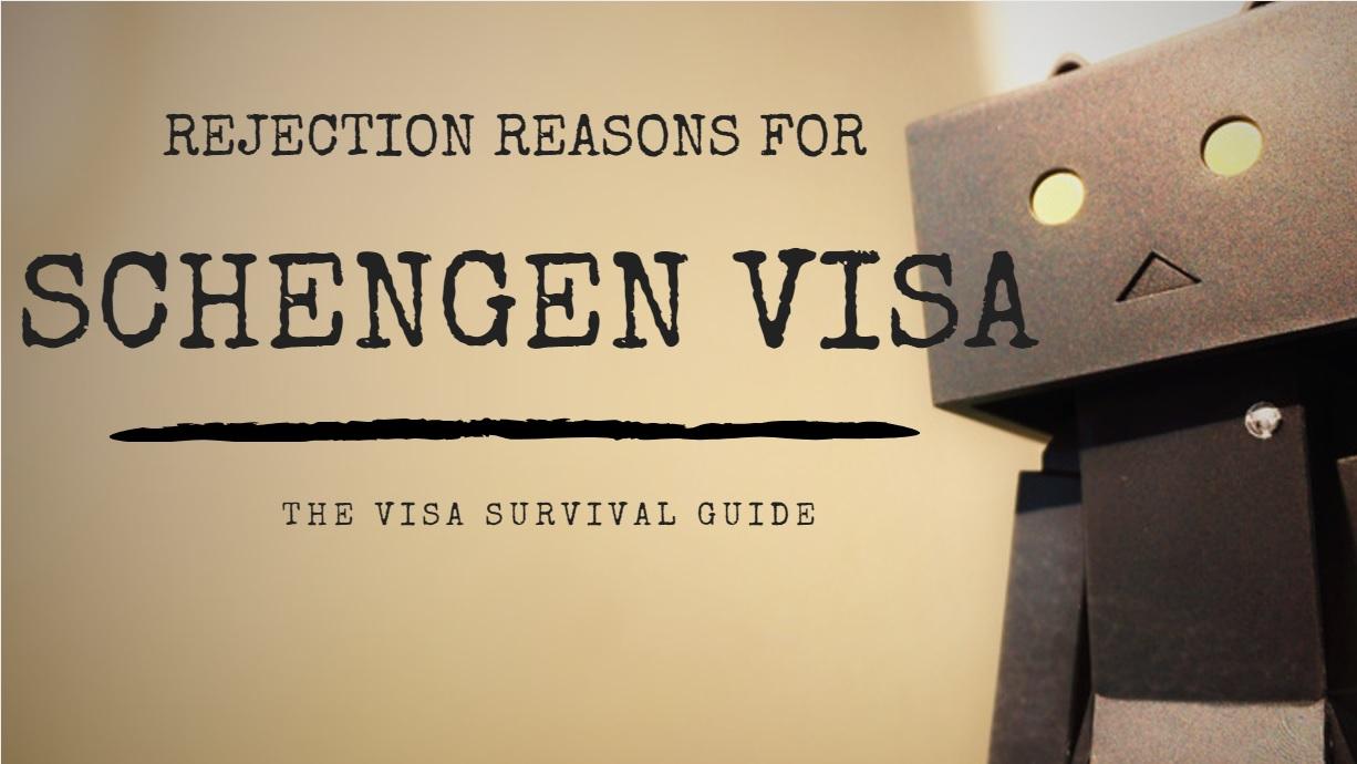 Schengen Visa Rejection Reasons And Remedies